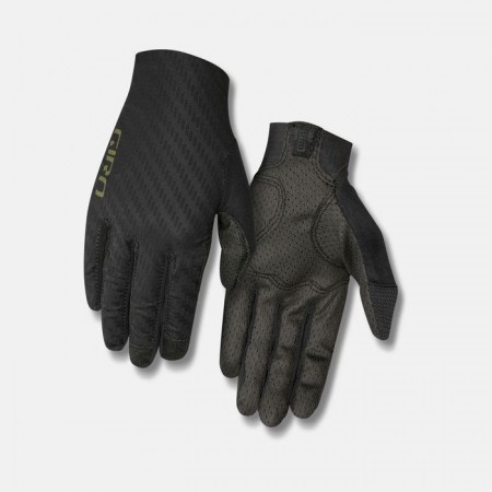 GUANTES GIRO RIVET CS BLACK/OLIVE