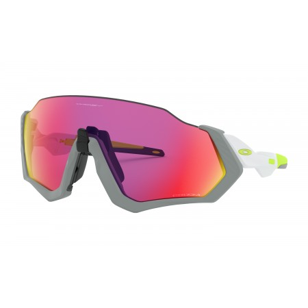 GAFAS OAKLEY FLIGHT JACKET MATTE FOG PRIZM ROAD