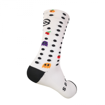 CALCETINES SOCKLA COMECOCOS WHITE