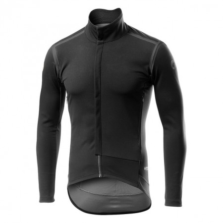 CHAQUETA CASTELLI PERFETTO ROS LONG SLEEVE BLACK
