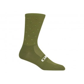 CALCETINES GIRO COMP RACER HIGH RISE Verde
