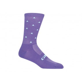 CALCETINES GIRO COMP RACER HIGH RISE Lila