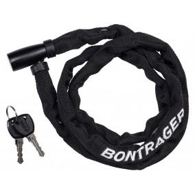Candado Bontrager Comp Chain Keyed Long 4mm x 110cm Negro