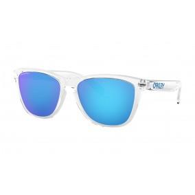 GAFAS OAKLEY FROGSKINS Crystal Clear/Prizm Sapphire