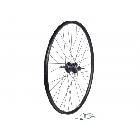 Bontrager Approved TLR Quick Release Circlip Disc 700c MTB W