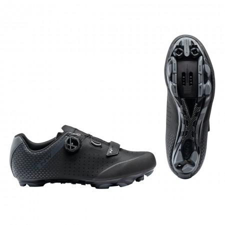 ZAPATILLAS NORTHWAVE ORIGIN PLUS 2 Negro-Antracita MTB 2021