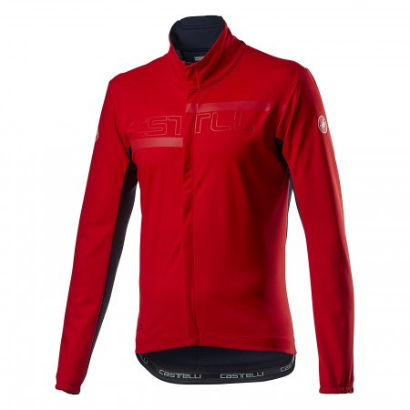 CHAQUETA CASTELLI TRANSITION 2 ROJO
