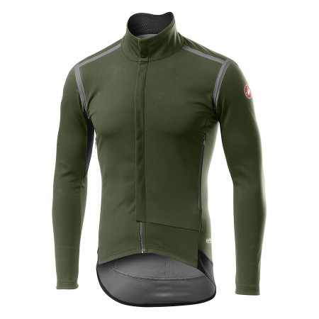 CHAQUETA CASTELLI PERFETTO ROS LONG SLEEVE MILITARY GREEN