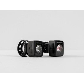 Juego de luces Bontrager Ion 200 RT y Flare RT USB