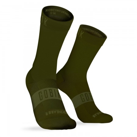 CALCETINES GOBIK PURE ARMY