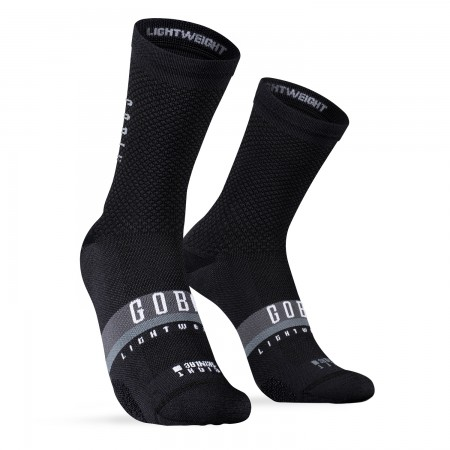 CALCETINES GOBIK LIGHTWIGHT BLACK LEAD