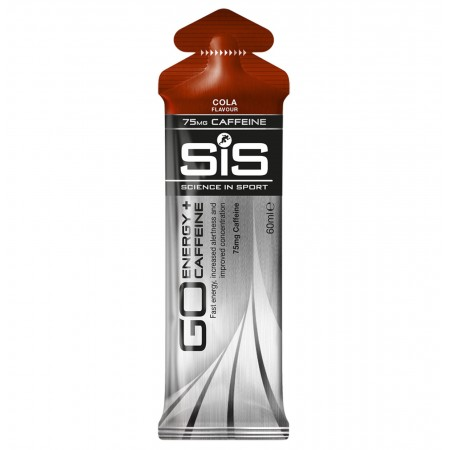 SIS GO Energy Gel Isotónico Cafeína/Cola 60ml