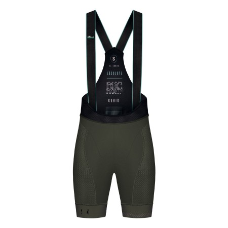 Culotte corto Gobik Absolute Army 4.0 Hombre T-SS - K10