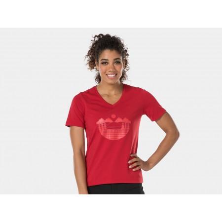 Camiseta técnica Bontrager Evoke Montaña Mujer