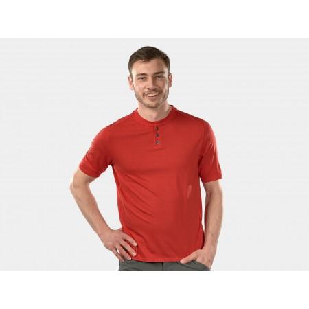 Camiseta Bontrager Adventure Wool Blend Henley