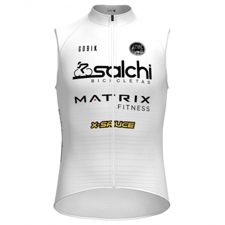 Chaleco Gobik Plus Mujer Salchi Team 2021