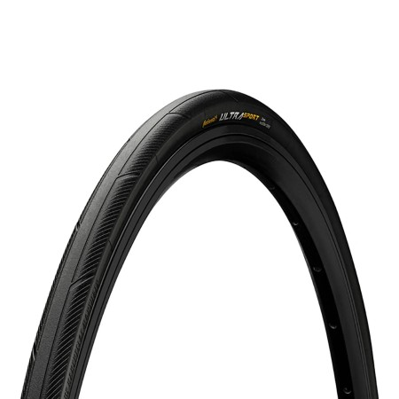 "Cubierta Continental Ultra Sport 3 negro Plegable 28"""