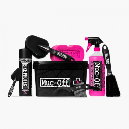 Kit Limpieza MUC-OFF 8 IN ONE