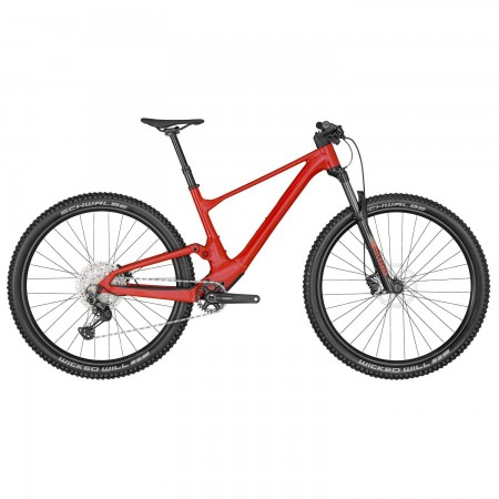 Bicicleta Scott Spark 960 Red 2022
