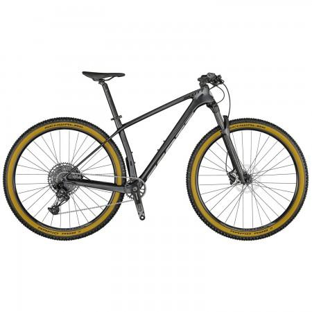 Bicicleta Scott Scale 940 Granite Black 2022