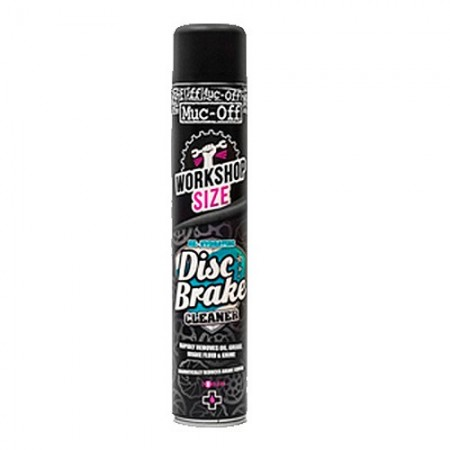 LIMPIADOR DE DISCOS MUC-OFF BRAKE CLEANER 400ML