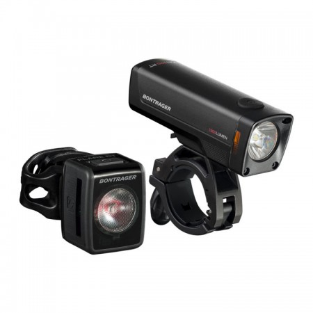 Juego de luces Bontrager Ion Pro RT/Flare RT