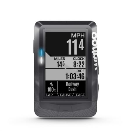 GPS Wahoo Elemnt + Sensores Vel/Cad + Tickr