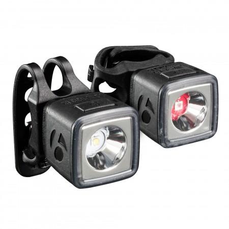 Juego de luces Bontrager Ion 100 R/Flare R City