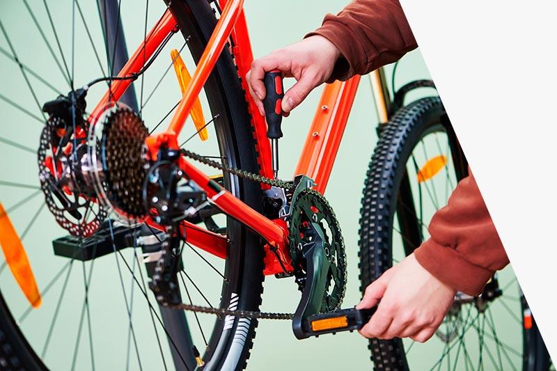 Taller Bicicletas Salchi
