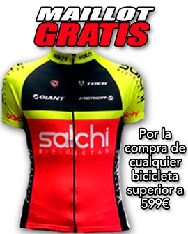 Maillot Gratis Salchi