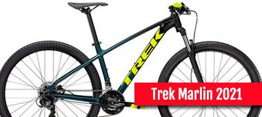 Bicicletas Trek Marlin