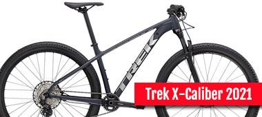 BIcicletas Trek Xcaliber
