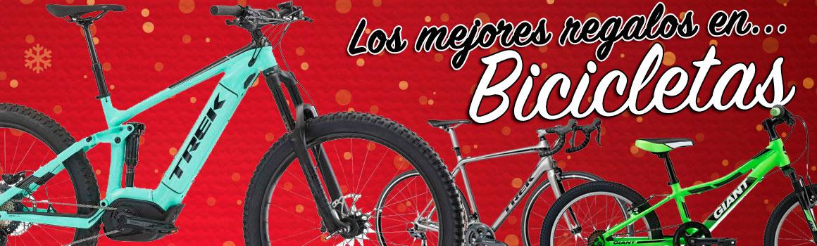 Los mejores regalos en Bicicletas