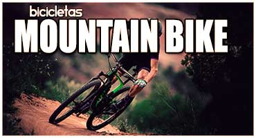 Bicicletas Montain bike